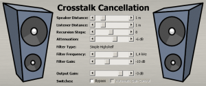 crosstalk-cancellation